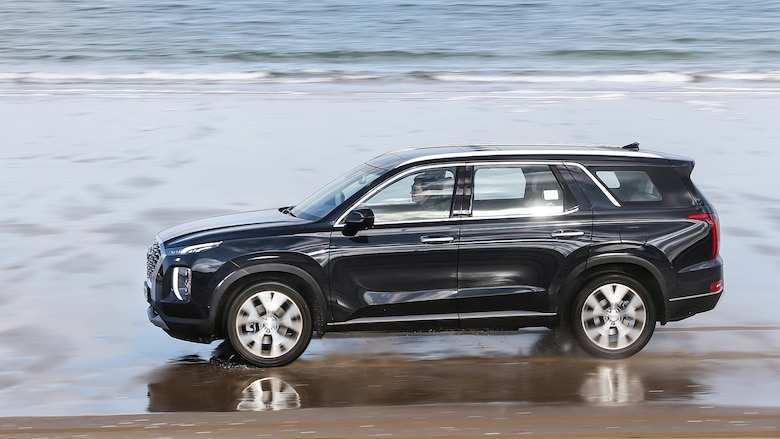 80 The 2020 Hyundai Suv First Drive