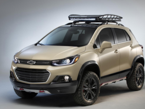 80 The All New Chevrolet Trax 2020 Review