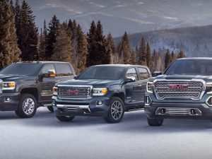 80 The Best 2019 Gmc Lineup Style
