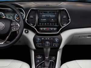 80 The Best 2019 Jeep Cherokee Interior New Review