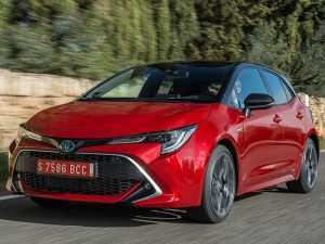 80 The Best 2019 New Toyota Corolla Images