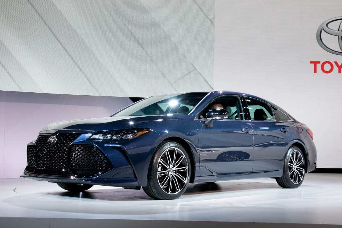 80 The Best 2019 Toyota Avalon Xse Wallpaper