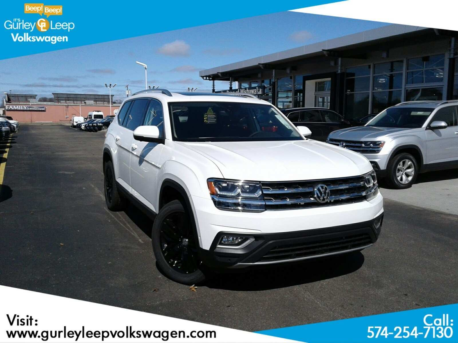 80 The Best 2019 Volkswagen Atlas Spy Shoot