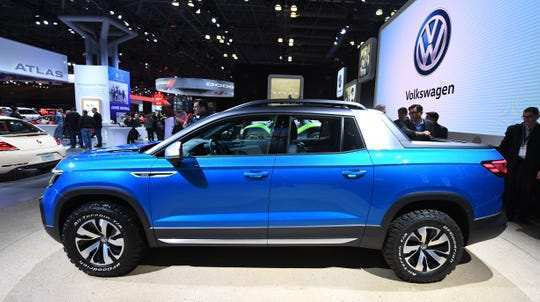 80 The Best 2019 Volkswagen Pickup Truck Picture