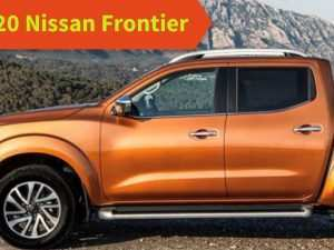 80 The Best 2020 Nissan Frontier Youtube Redesign and Review