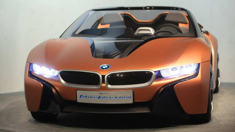 80 The Best BMW Electric Vehicles 2020 Performance
