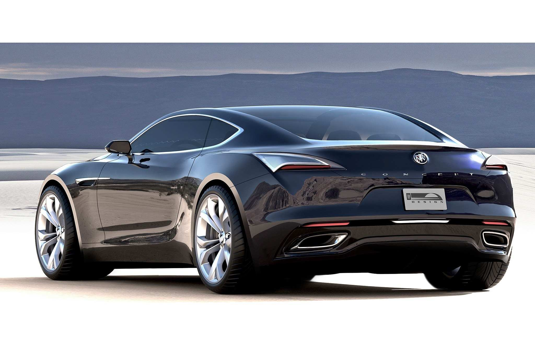 80 The Best Buick New Cars 2020 Concept