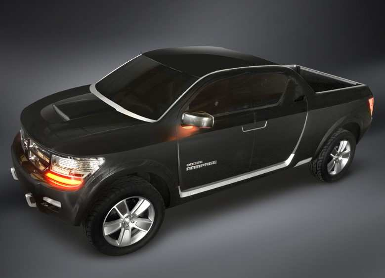 80 The Best Dodge Rampage 2020 Concept