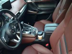 80 The Best Mazda Cx 9 2020 Interior Redesign and Concept
