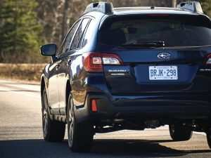 80 The Best Subaru Outback 2020 Model First Drive