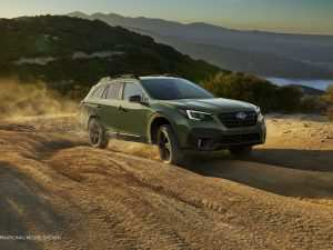 80 The Best Subaru Usa 2020 Outback Style