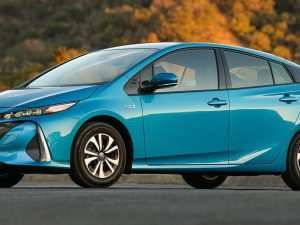 80 The Best Toyota Electric Car 2020 Redesign and Concept