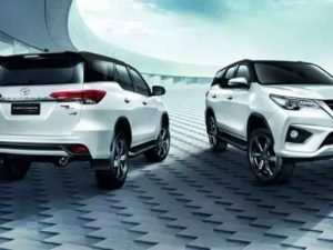 80 The Best Toyota Fortuner Facelift 2020 India New Model and Performance