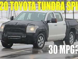 80 The Best Toyota Tundra 2020 Update Exterior and Interior