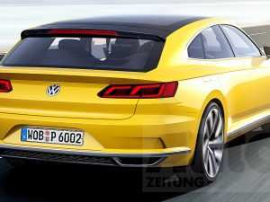 80 The Best Volkswagen Arteon 2020 Spy Shoot