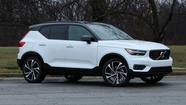 80 The Best Volvo Xc40 2020 Redesign And Concept