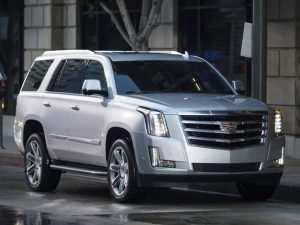 80 The Cadillac Escalade 2020 Auto Show Rumors