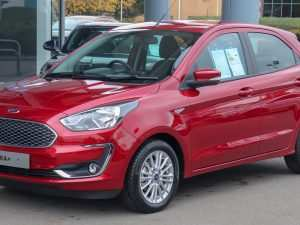 80 The Ford Ka 2019 Facelift First Drive