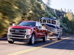 80 The Ford Trucks 2020 Speed Test