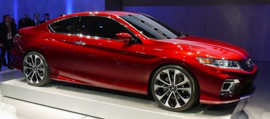 80 The Honda Accord Coupe 2020 Style
