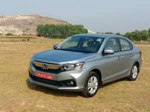 80 The Honda Amaze 2020 Prices