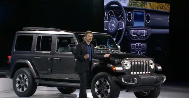 80 The Jeep Electric 2020 Configurations
