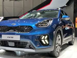 80 The Kia Hybrid 2019 Concept and Review
