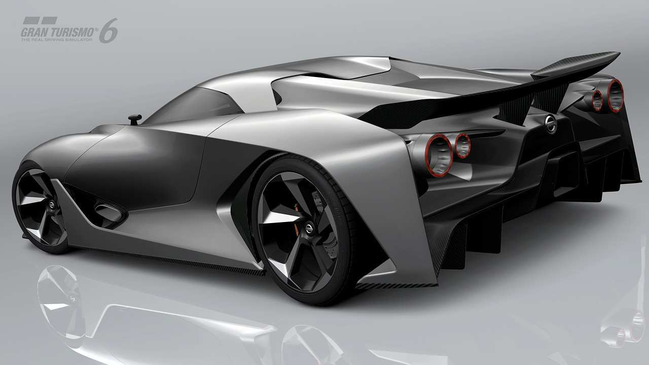80 The Nissan 2020 Vision Gt Release Date And Concept