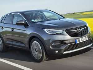 80 The Opel Grandland X Hybrid 2020 Speed Test