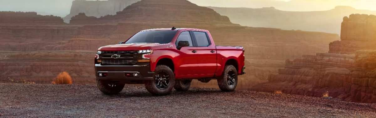 81 A 2019 Chevrolet Silverado Aluminum Concept And Review