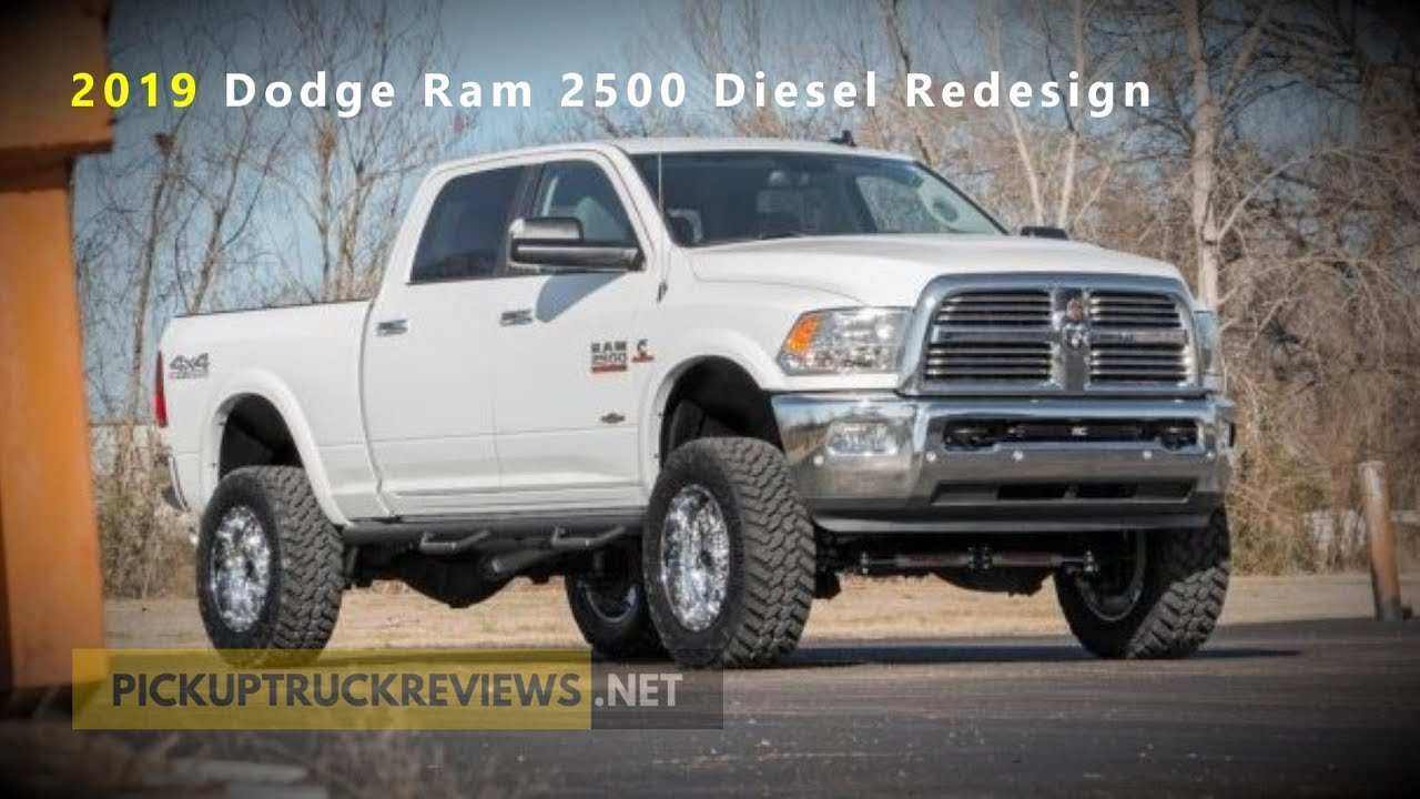 81 A 2019 Dodge 2500 Ram First Drive
