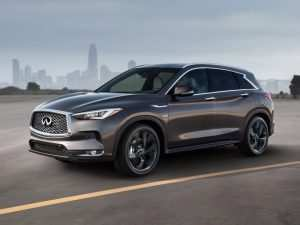 81 A 2019 Infiniti Commercial Review