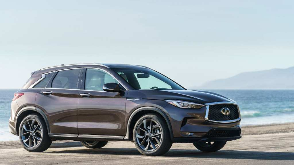 81 A 2019 Infiniti Qx50 News Exterior and Interior