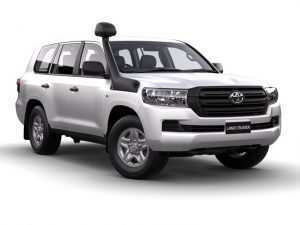 81 A 2019 Toyota Land Cruiser 200 Price