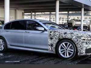 81 A 2020 BMW 7 Series Release Date Photos