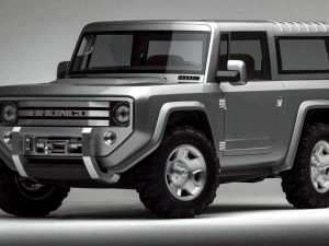 81 A 2020 Ford Bronco Images Pictures