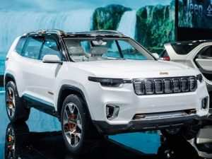 81 A 2020 Jeep Grand Cherokee Redesign Style