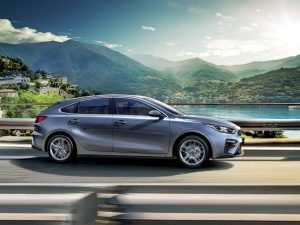 81 A 2020 Kia Forte Hatchback Photos