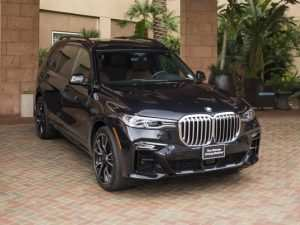81 A BMW X7 2020 Picture