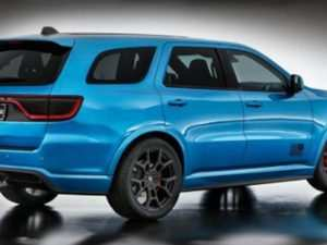 81 A Dodge Durango Rt 2020 Price and Review