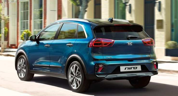 81 A Kia Niro 2019 Ratings