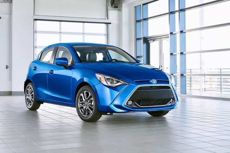 81 A Toyota Yaris 2020 Mazda 2 Pictures