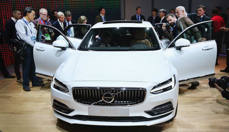 81 A Volvo Promise 2020 Images