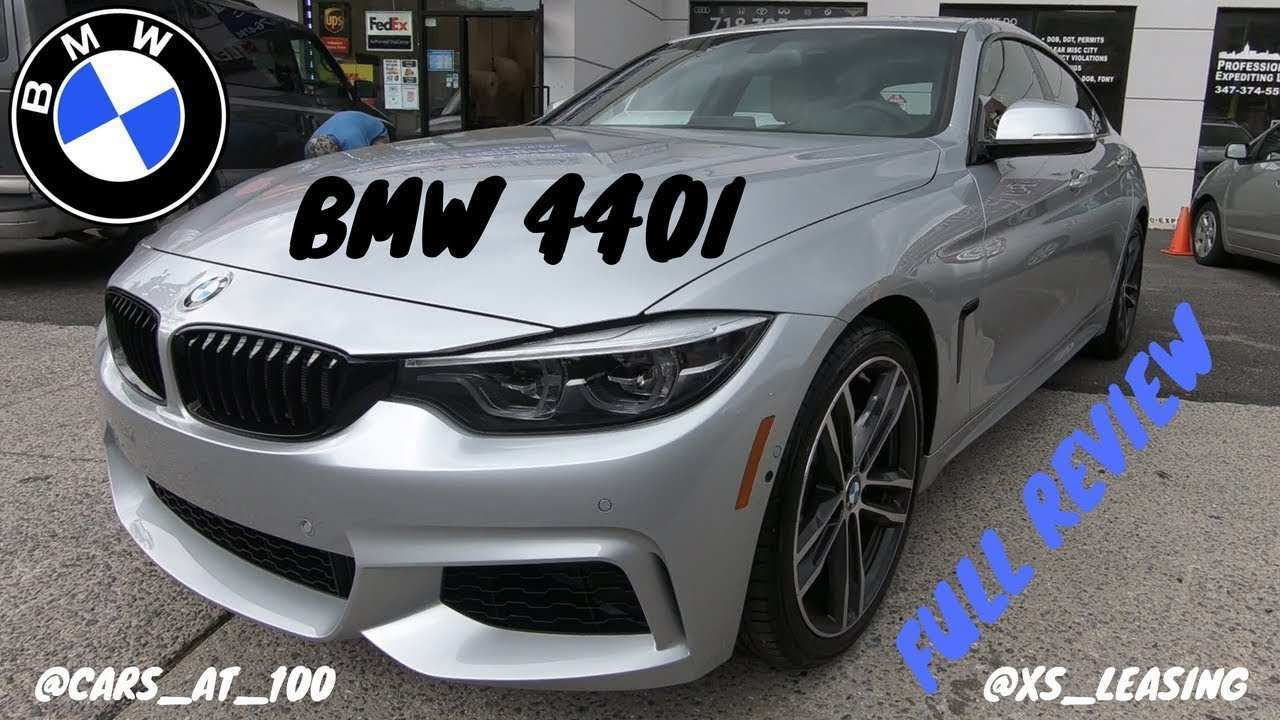 81 All New 2019 Bmw 440I Review Spy Shoot