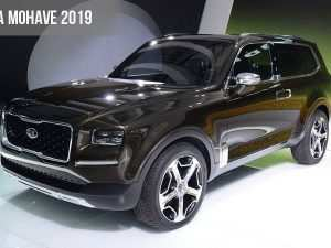 81 All New 2019 Kia Mohave New Model and Performance