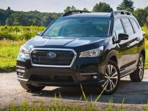 81 All New 2019 Subaru Ascent Debut Price and Release date