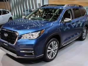 81 All New 2019 Subaru Ascent Engine Specs Price Design and Review