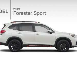 81 All New 2019 Subaru Forester Sport 2 Engine
