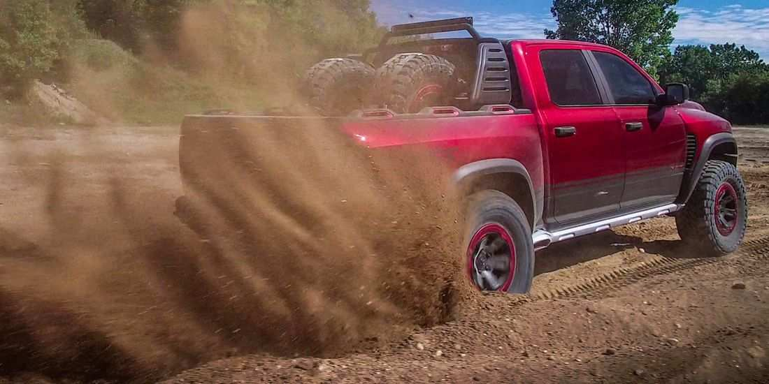 81 All New 2020 Dodge Trx Rumors
