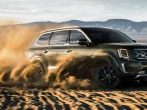 81 All New 2020 Kia Telluride Australia Research New